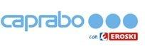 logotipo caprabo con eroski