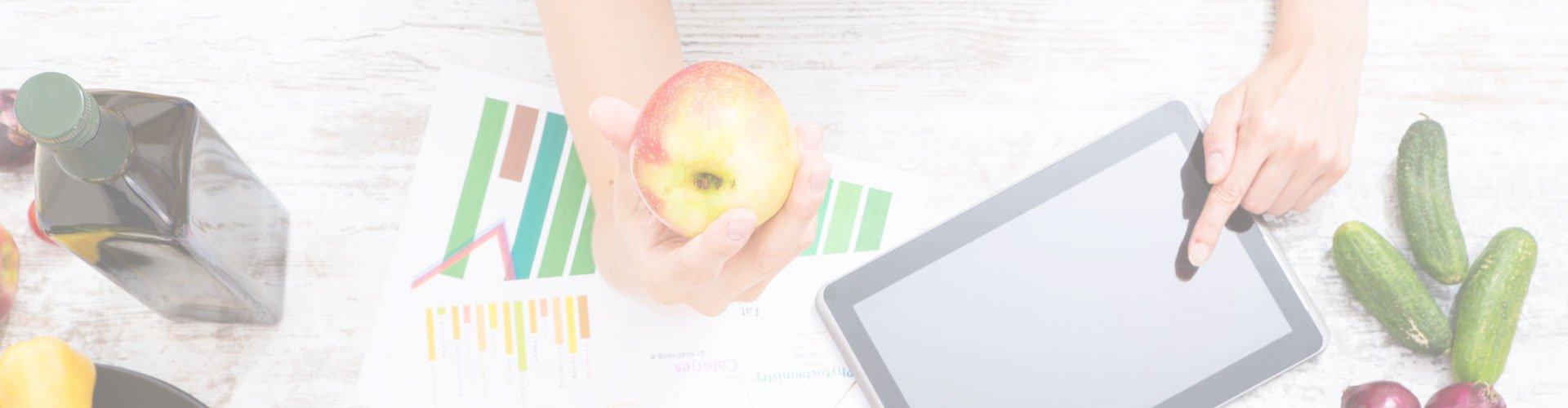 Servicios de nutrición para empresas